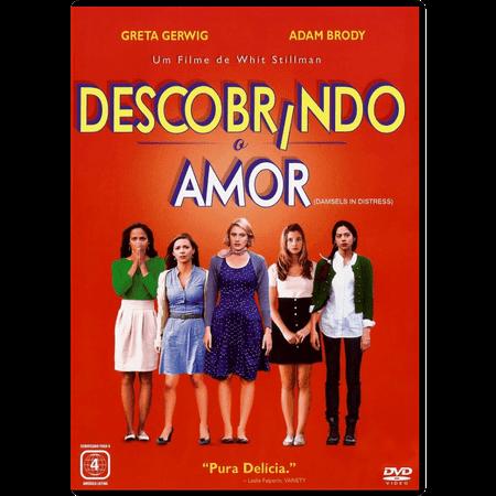 DVD Descobrindo o Amor
