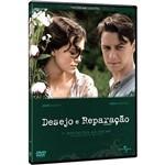 DVD Desejo e Reparação