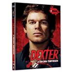 DVD Dexter - Terceira Temporada (4dvds)