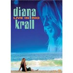 DVD Diana Krall - Live In Rio