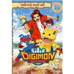 DVD Digimon Data Squad Vol.1