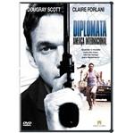 DVD Diplomata - Ameaça Internacional