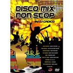 DVD - Disco Mix Non Stop - By DJ Cadico
