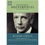 DVD Discovering Masterpieces Of Classical Music - Richard Strauss (Importado)