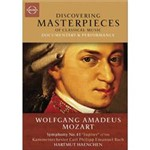 DVD Discovering Masterpieces Of Classical Music - Wolfgang Amadeus Mozart (Importado)