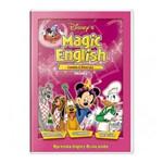 DVD Disney Magic English - Comida e Diversão - Volume 3