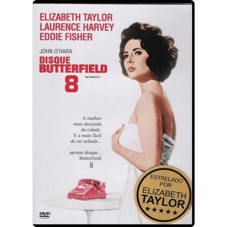 DVD Disque Butterfield 8