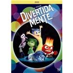 DVD Divertida Mente