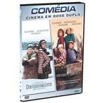 DVD Dois Velhos Rabugentos / Dois Velhos Mais Rabugentos