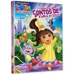 DVD Dora - a Aventura dos Contos de Fada da Dora