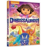 DVD - Dora: a Aventureira - Dinossauros!