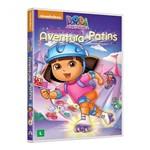 DVD Dora e a Grande Aventura de Patins