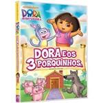 DVD Dora e os 3 Porquinhos