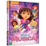 DVD Dora e Seus Amigos: Sinta a Música!