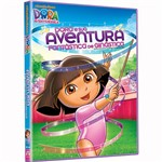 DVD Dora e Sua Aventura Fantástica de Ginástica