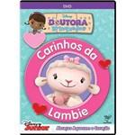 DVD Doutora Brinquedos - Carinhos da Lambie