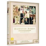 Dvd - Dowtown Abbey - Casamentos