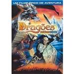 Dvd Dragões de Fogo e Gelo