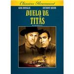 DVD Duelo de Titãs