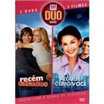 Dvd Duo (2 Filmes 2 Dvds) Recem Casados + Alguém Como Você