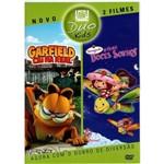 Dvd Duo Kids Garfield Cai na Real - Moranguinho Doces Sonhos