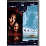 Dvd Duo Movie (2 Dvds 2 Filmes) do Inferno + Revelação