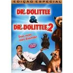 Dvd Duplo Dr. Dolittle & Dr. Dolittle 2