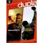 Dvd Duplo Duro de Matar 4 + Rocky Balboa