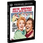 DVD Duplo - Sete Noivas para Sete Irmãos - Edição Especial