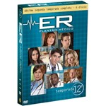DVD E.R. Plantão Médico - 12ª Temporada Completa (6 DVDs)