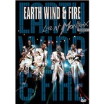 DVD - Earth, Wind And Fire: Live At Montreux 1997