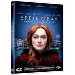 Dvd - Effie Gray: uma Paixão Reprimida