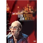 DVD Elton John - To Russia With Elton