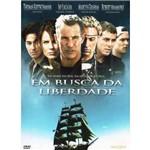 Dvd em Busca da Liberdade