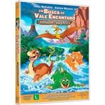 DVD em Busca do Vale Encantado - a Jornada dos Valentes