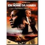 DVD em Nome da Honra