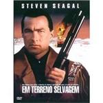 Dvd em Terreno Selvagem - Steven Seagal