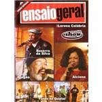 Dvd Ensaio Geral com Lorena Calábria