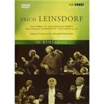 DVD Erich Leinsdorf - In Rehearsal (Importado)