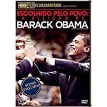 DVD Escolhido Pelo Povo: a Eleição de Barack Obama