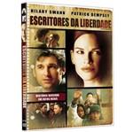 DVD Escritores da Liberdade