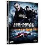 DVD - Esquadrão Sem Limites