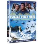 DVD Estação Polar Zebra - Rock Hudson