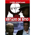 DVD Estado de Sítio