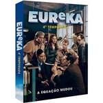 DVD Eureka - 4º Temporada (3 Discos)