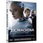 DVD - Ex-machina: Instinto Artificial