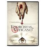 DVD Exorcistas do Vaticano