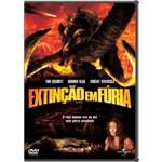 DVD Extinção em Fúria