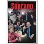 DVD Família Soprano 4ª Temporada (4 DVDs)