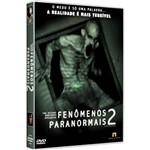 DVD - Fenômenos Paranormais 2